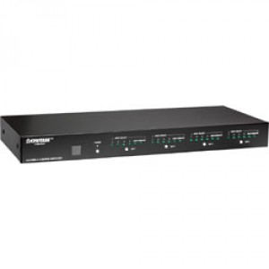 4X4 HDMI V1.3 MATRIX ROUTING SWITCHER