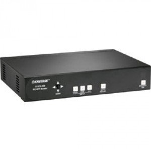 CROSS CONVERTER - PC/HD/DVI TO PC/HD/DVI.