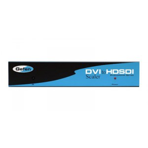 DVI TO HD-SDI SINGLE LINK SCALER BOX