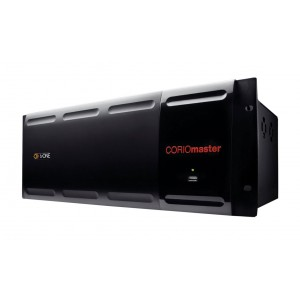 CORIOMASTER CHASSIS WITH 16 SLOTS, CORIOGRAPHER SOFTWARE