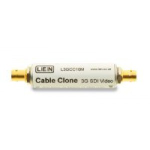 3G SDI CABLE CLONE, EQUIVALENT TO 10 M OF BELDEN 1694A