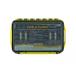 SET OF FOUR 3G SDI CABLE CLONES IN WATERPROOF BOX