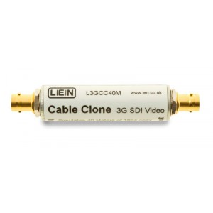 3G SDI CABLE CLONE, EQUIVALENT TO 40 M OF BELDEN 1694A