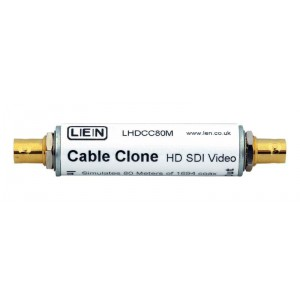 HD SDI CABLE CLONE, EQUIVALENT TO 80 M OF BELDEN 1694A