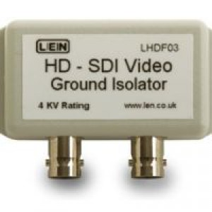 HD SDI GROUND ISOLATOR, 4KV BREAKDOWN