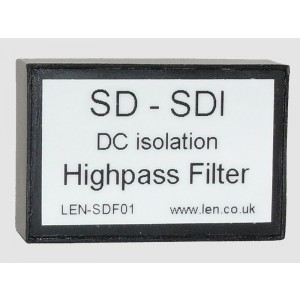 SD SDI VIDEO ISOLATION TRANSFORMER