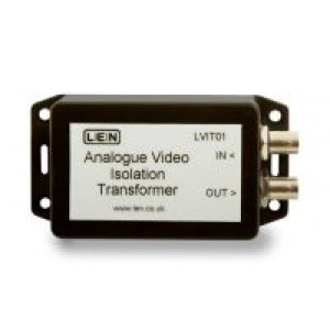 VIDEO ISOLATION TRANSFORMER, ANALOGUE