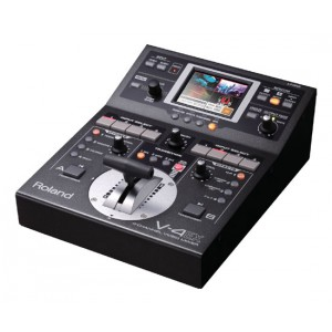 ROLAND V-4EX 4-CHANNEL DIGITAL VIDEO MIXER
