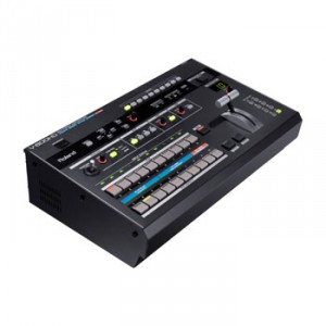 ROLAND V-800HD - MULTI-FORMAT LIVE VIDEO SWITCHER